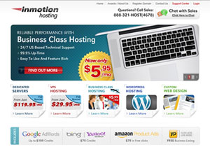 inmotion-hosting-website-screenshot